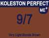 Koleston Perfect Me+ 9/7 Very Light Brunette Blonde 60ml