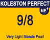 Koleston Perfect Me+ 9/8 Very Light Pearl Blonde 60ml
