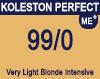 New Koleston Perfect Me+ 99/0 Intense Very Light BLonde 60ml