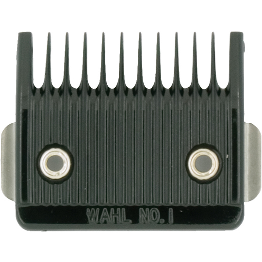 """Wahl No.1 Metal Backed Comb Attachment 3mm (1/8"""")"""