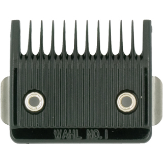 "WAHL NO.1 METAL BACKED COMB ATTACHMENT 3MM (1/8"")"