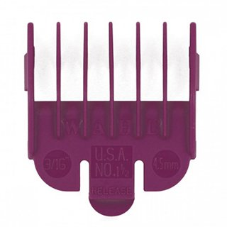 WAHL NO 1 1/2 ATTACHMENT COMB PLUM