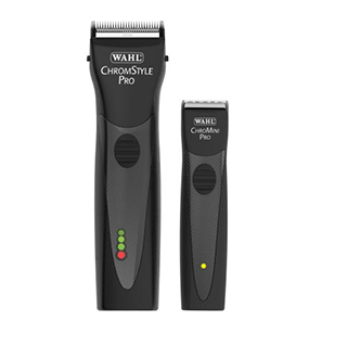 Wahl Chromestyle Cordless Clipper with FREE Chromini Trimmer