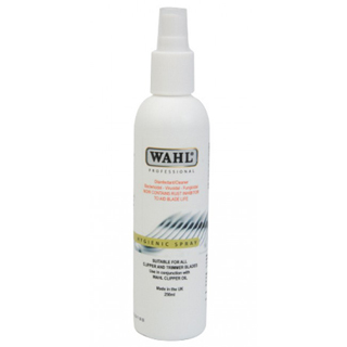 WAHL HYGIENIC CLIPPER STERILISER SPRAY 250ML