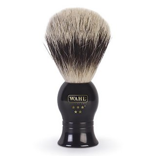 WAHL 5* BOAR BRISTLE SHAVING BRUSH