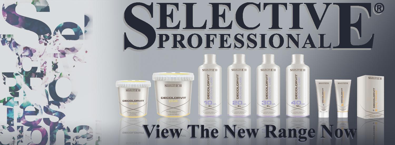 Selective pro Range - Brand banner