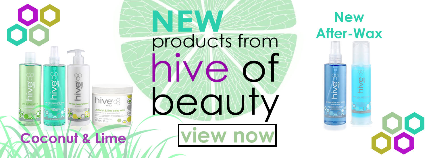 New Hive Products inc. Coconut and Lime - Brand