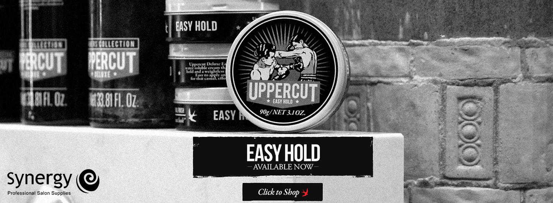 Uppercut Easy Hold Banner - Brand