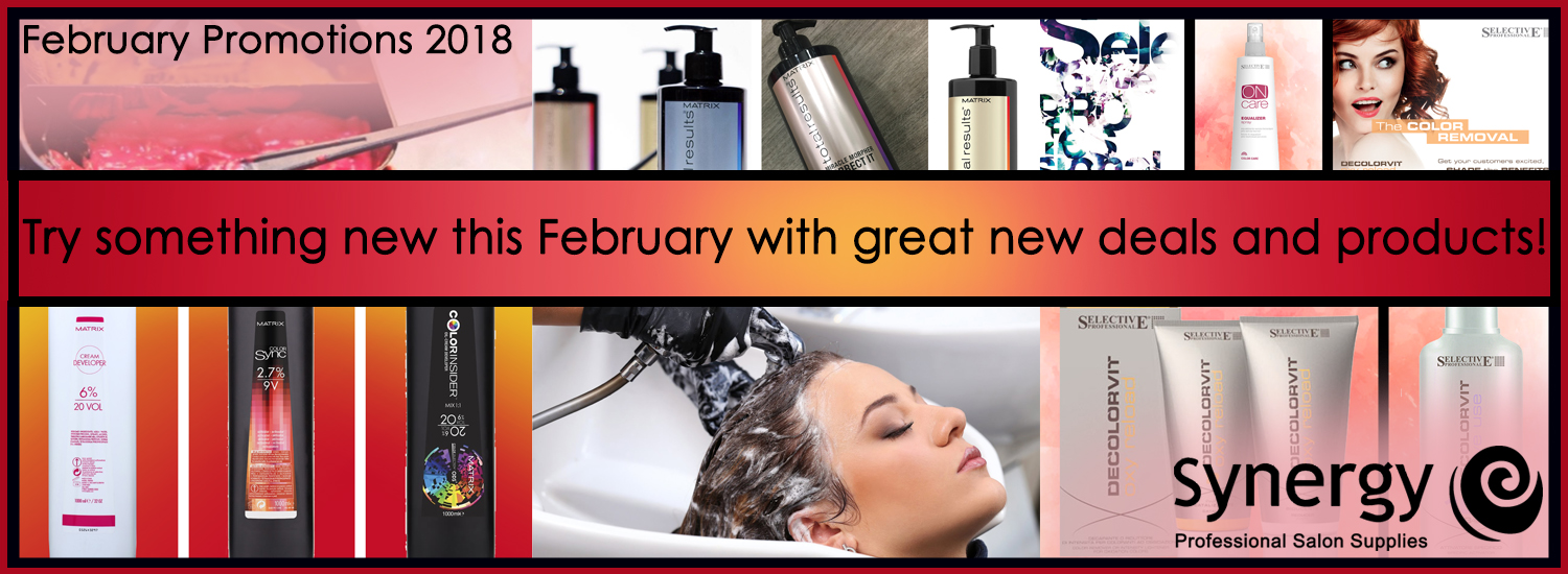 February Promotions 2018 2