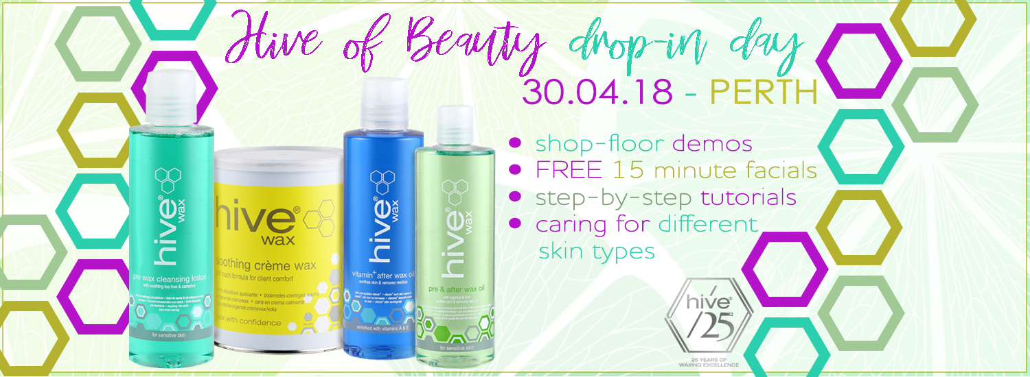Hive of Beauty demo day - Home