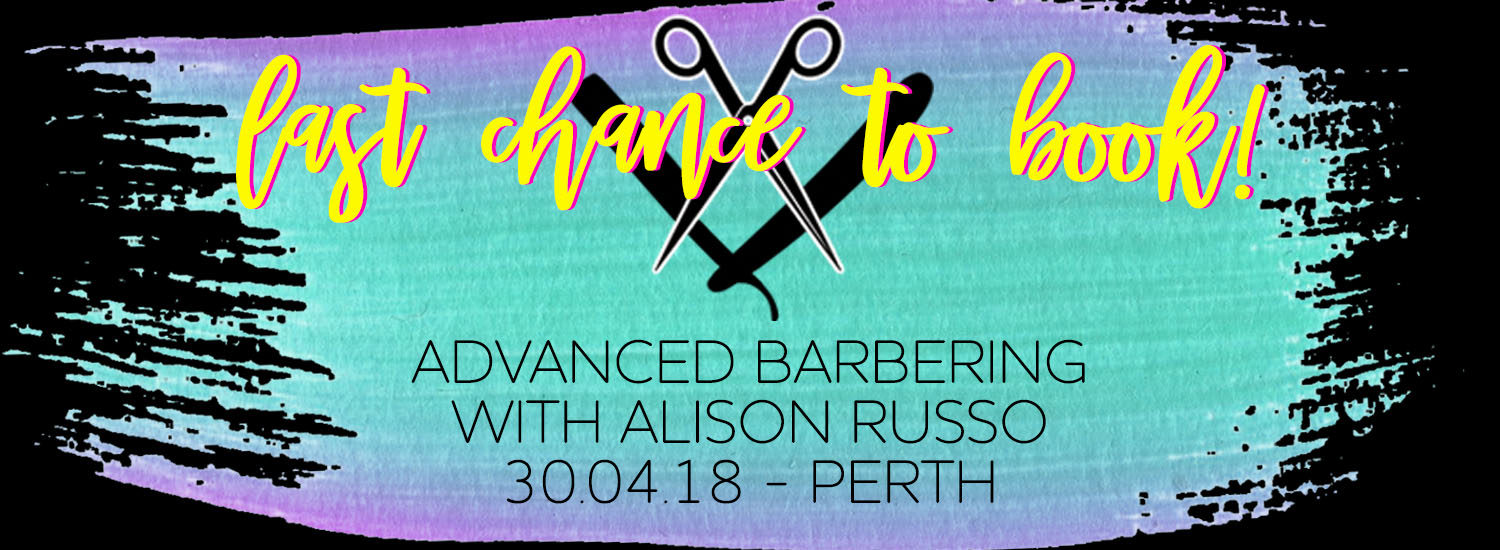 Intermediate Barbering course - Models Wanted