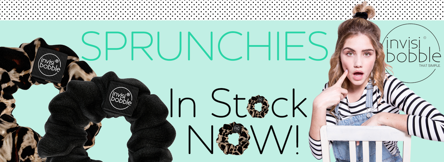 Invisibobble Sprunchie - In Stock