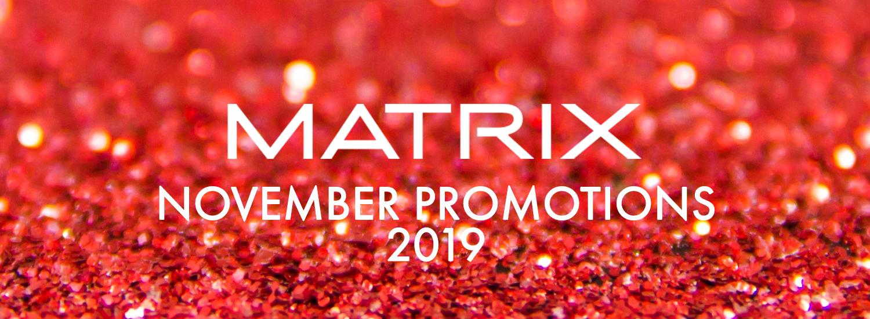November Promotions 2019