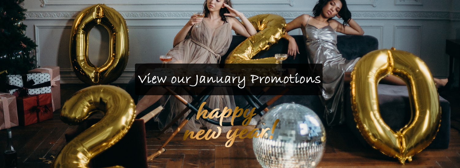 January 2020 Promotions