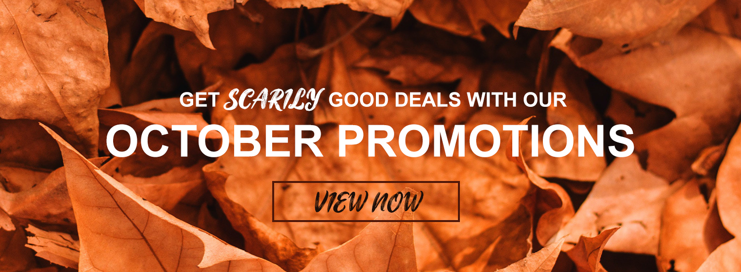 October Promotions