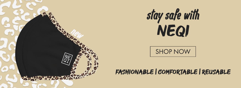 Leopard Print Neqi