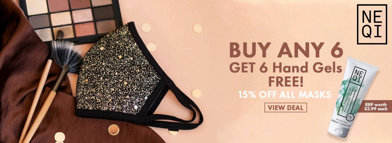 NEQI Deal - Buy any 6