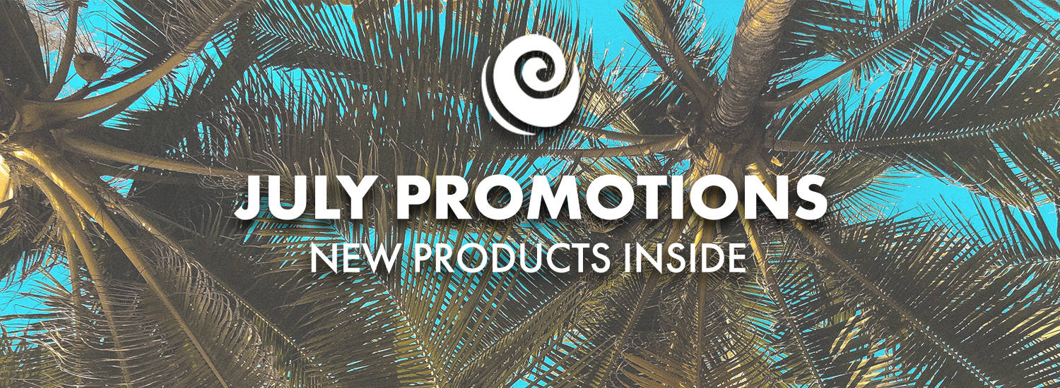 July Promotions 2021