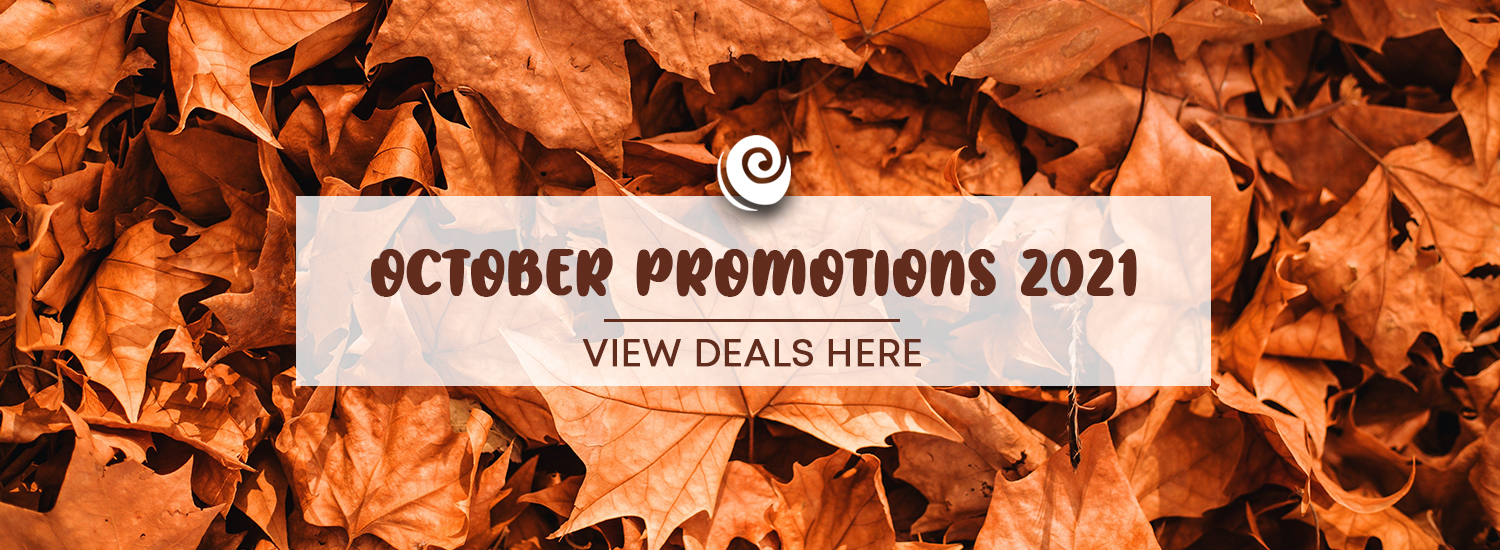 October Promotions 2021
