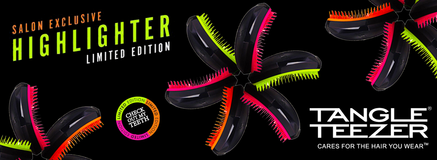 Tangle Teezer Neon Highlighters
