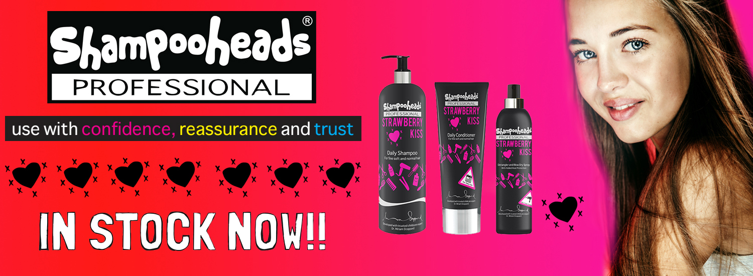 Shampooheads In Stock Strawberry Kiss