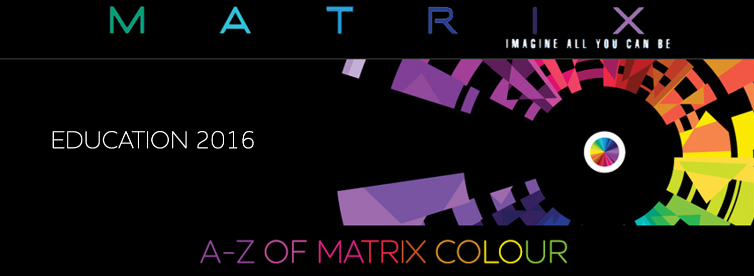 A-Z of Matrix Colour