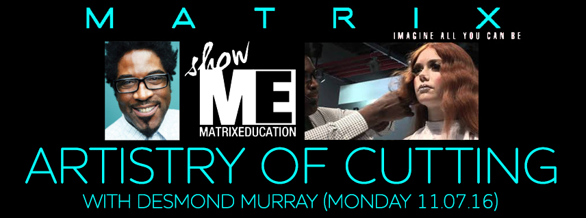 Artistry of Cutting with Desmond Murray