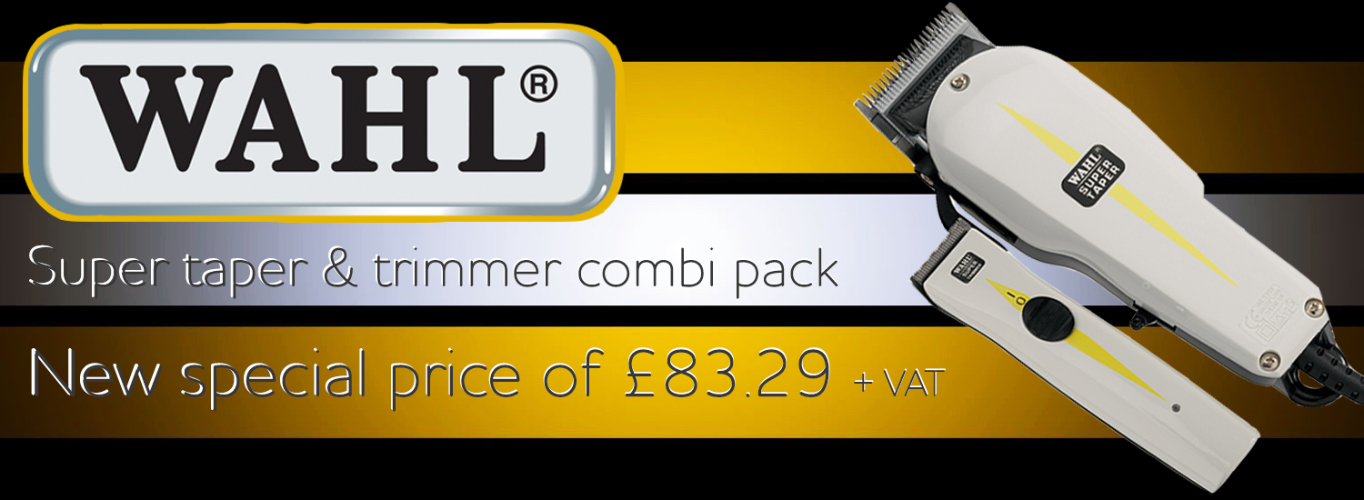 Wahl Super Taper & Trimmer Combi Special Price