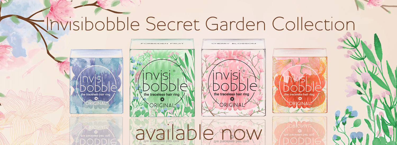 Invisibobble Original Garden Collection