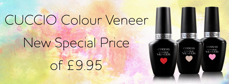 Cuccio Veneer Special Price